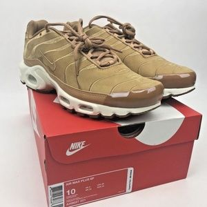 Nike Air Max Plus TN Tuned 1 EF Wheat Flax Suede Boutique